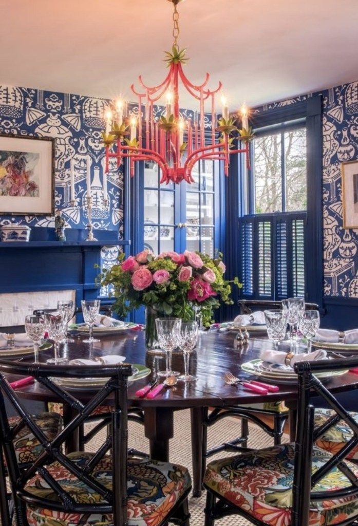 Ideas For Creating A Colorful Eclectic Dining Room Dining Room