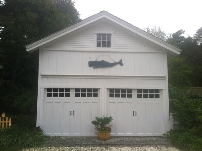 Before and After Photo Gallery for the Overhead Garage Door Company of Cape Cod