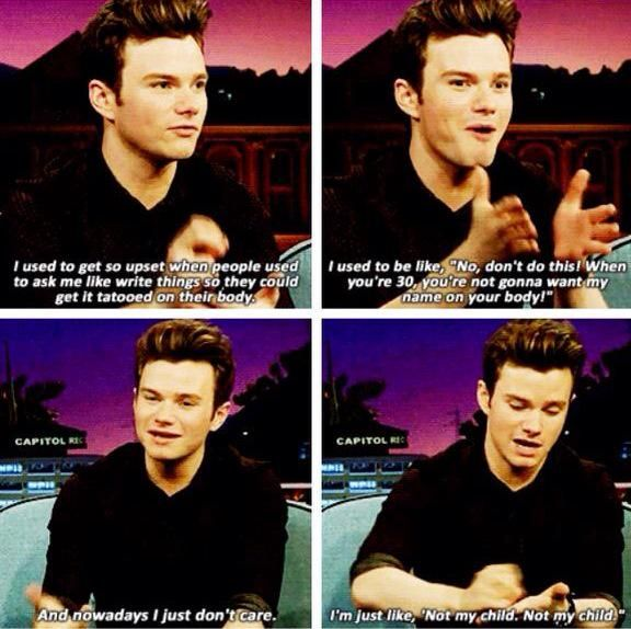 Oh Chris....that would be me!