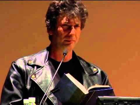 The Graveyard Book: Chapter 1 - Read by Neil Gaiman (+playlist)