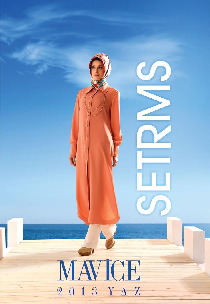 """SETRMS 2013 Yaz """"MAVİCE"""" Koleksiyonu."""