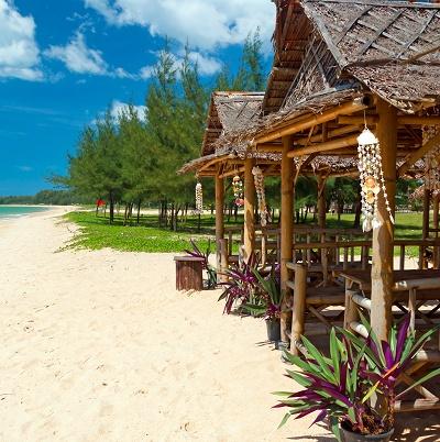 Beautiful Thailand Beach Huts Travel Lunch Break Escape Pinterest And