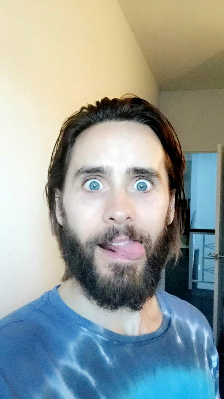 Jared Leto - snapchat ( 5.9.2016 ) - LovefromMars