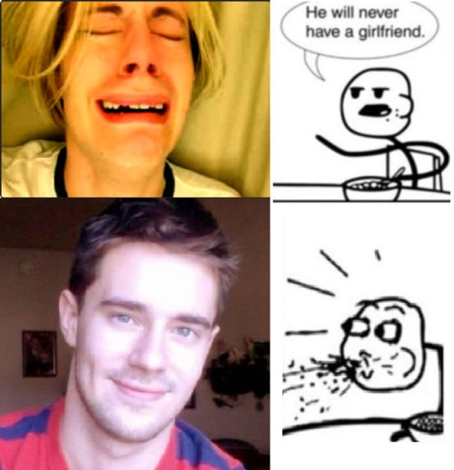 Chris Crocker is actually a hot guy? Nothing makes sense anymore!