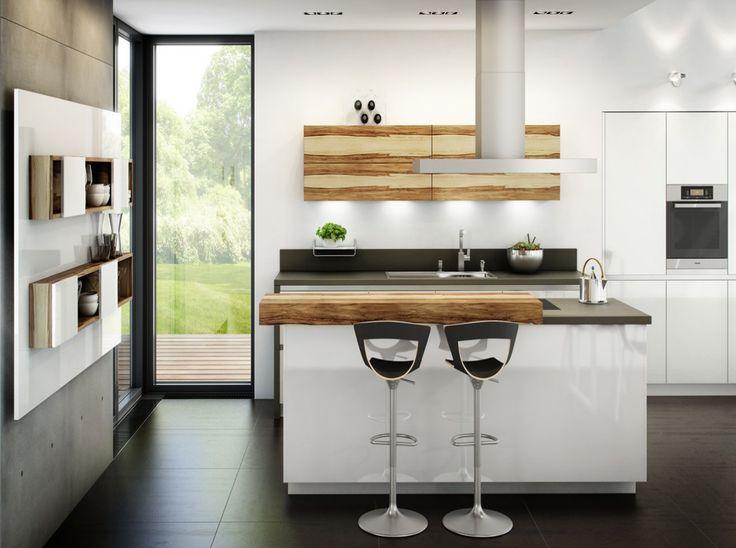 neue küche design ideen  diese kleine küche ist reich an