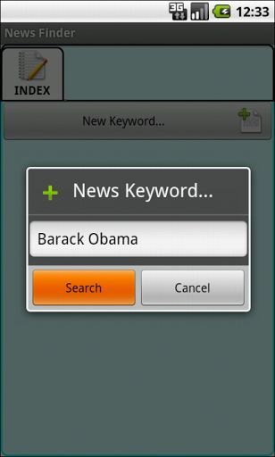 News Finder - 1.7 / Android