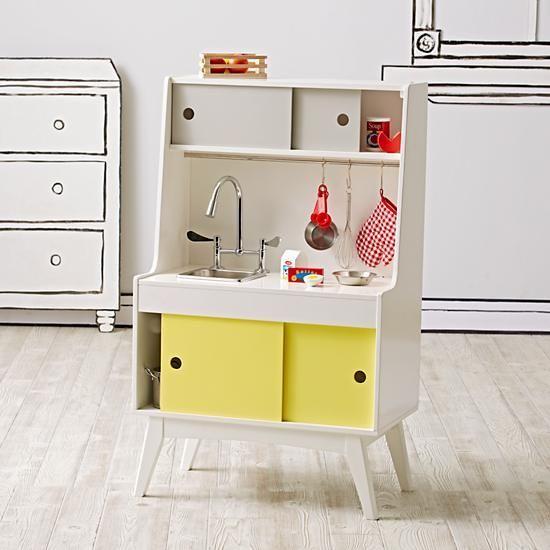 Future Foodie Play Kitchen Sink
