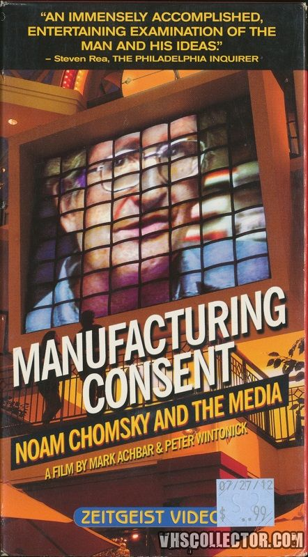 Manufacturing Consent (Chomsky)
