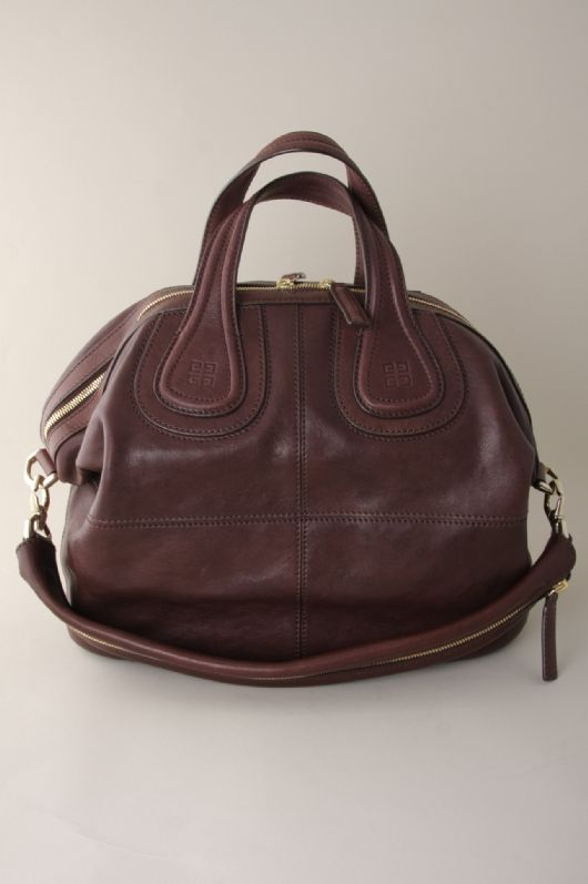 Borse grandi Givenchy online nightingale medium bag dark brown € 1.300,00