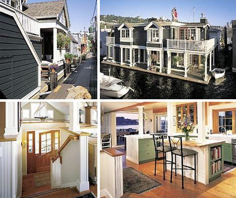 Still, Here Is A Remarkable Range To Styles, Sizes, Types And Prices Within  The Various Houseboat Communities Within Bodies Of Water Around Seattle