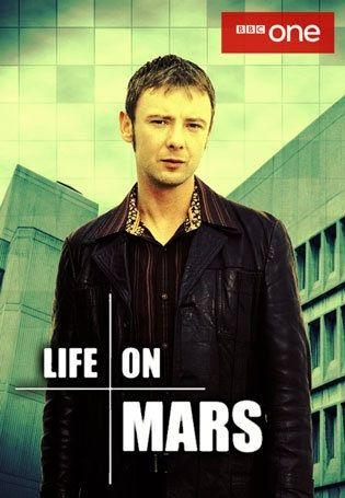Life on Mars poster with Sam Tyler