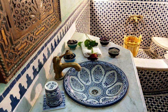 Ванная в марокканском стиле - 2