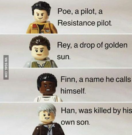 The Sound Of Star Wars <---- ugh that last one though… <-- I thought it was cute and clever until...