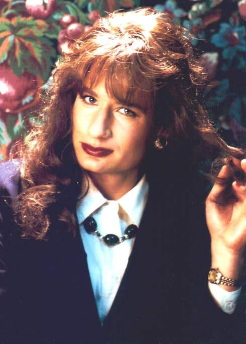 Denise (Dennis) Bryson, played by David Duchovny  Twin Peaks