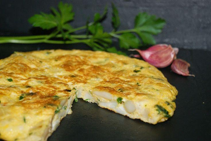 Anna recetas fáciles: Tortilla de pescado
