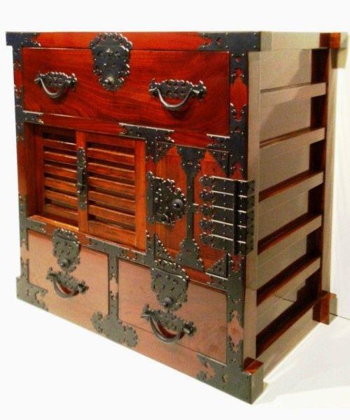 越前箪笥 | 伝統的工芸品 | 伝統工芸 青山スクエア
