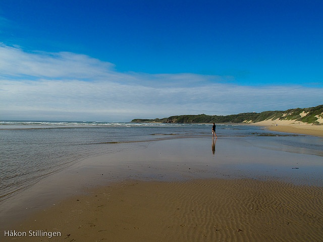 Nahoon Beach, East London, South Africa. Still one of my favourite beaches.