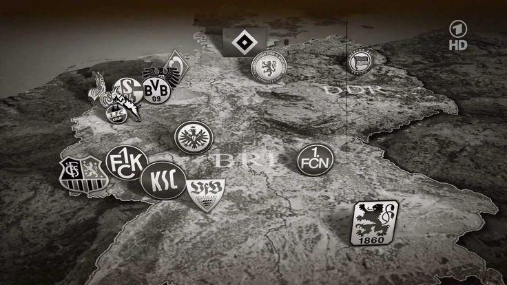 1963: Als die Bundesliga laufen lernte ...