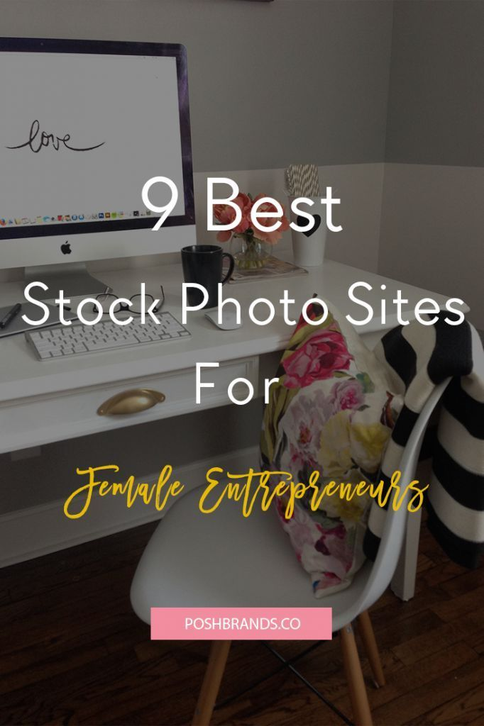 9 Best Feminine Stock Photo Sites For Female Entreprenuers
