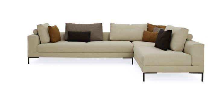 designonstock aikon lounge hoekbank e 1378Ã 626