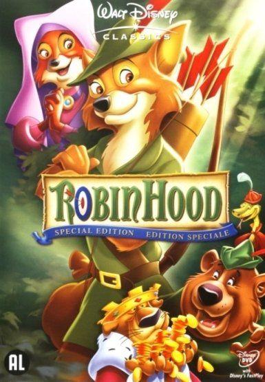 Robin Hood - Special Edition (DVD) #disney #disneydvd #disneyclassics #robinhood