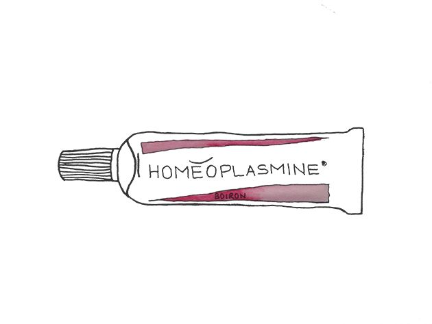 Homeoplasmine Illustration and Review by Ana for Better Than Ann