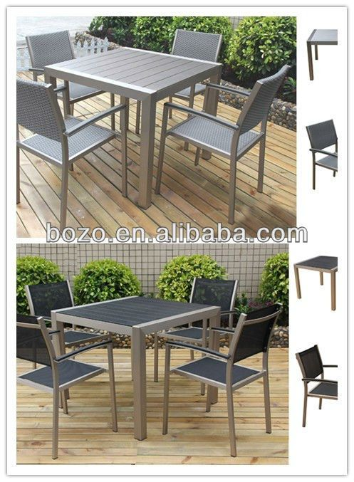 aluminum restaurant patio furniture. new arrival outdoor furniture set used tables and chairs for restaurant aluminum patio s