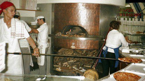 Beschrijving over hoe een pizza-oven te bouwen!