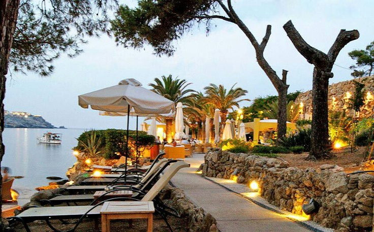 I love this place! Kalithea Rhodes...Greece