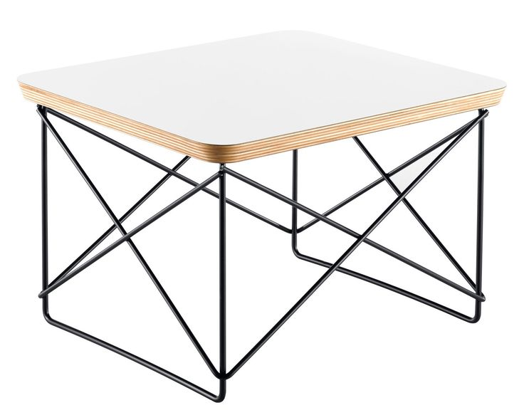 Vitra - Occasional Table LTR, Charles and Ray Eames