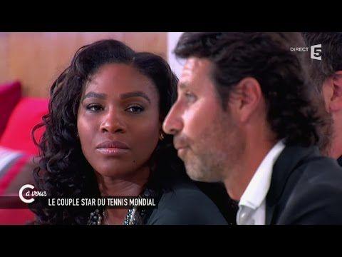 Serena Williams et Patrick Mouratoglou sur leur relation - C à vous - 20/05/2015 - YouTube