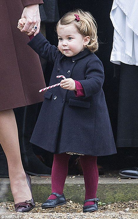 The Duke & Duchess of Cambridge and their children attend Christmas church service in Berkshire