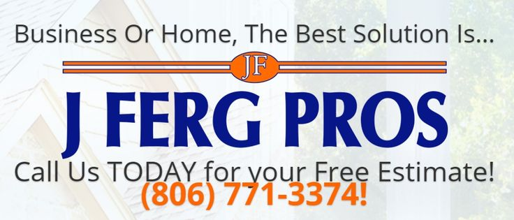 Are you in need of a new roof in Lubbock but don't know where to begin? J Ferg are your PROS in Residential and Commercial Roofing in Lubbock! Call J Ferg Pros today, your LOCAL roofing company!  http://jfergpros.com/lubbock/