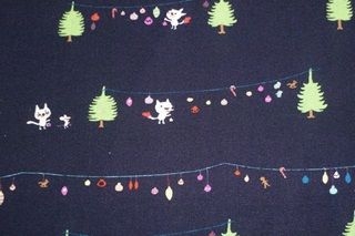 Pure Coverz also has fabrics with playfull christmas designs, perfect for the holidays. http://www.purecoverz.nl/Products/1745-0-christmas-cats-poplin.aspx