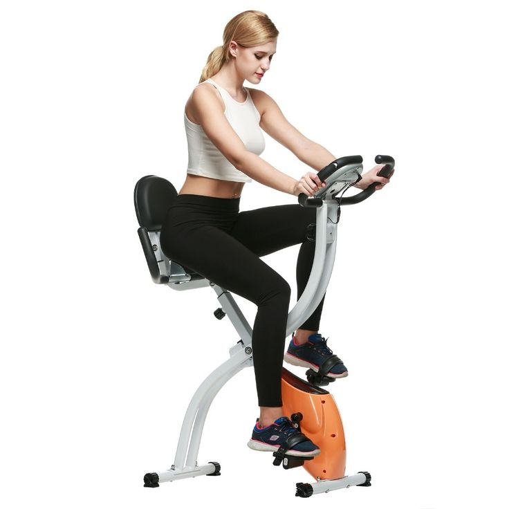 99.98$  Buy now - http://aliobd.worldwells.pw/go.php?t=32741352923 - Brand Ancheer Folding Upright LCD Display Bicycle Health Fitness Indoor Pedal Exercise Bike Home Trainer Bike Bicicleta Estatica