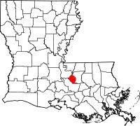 WEST BATON ROUGE PARISH, Lousiana - Louisiana Genealogy Trails