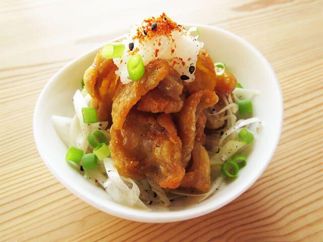 レシピ 鶏 皮