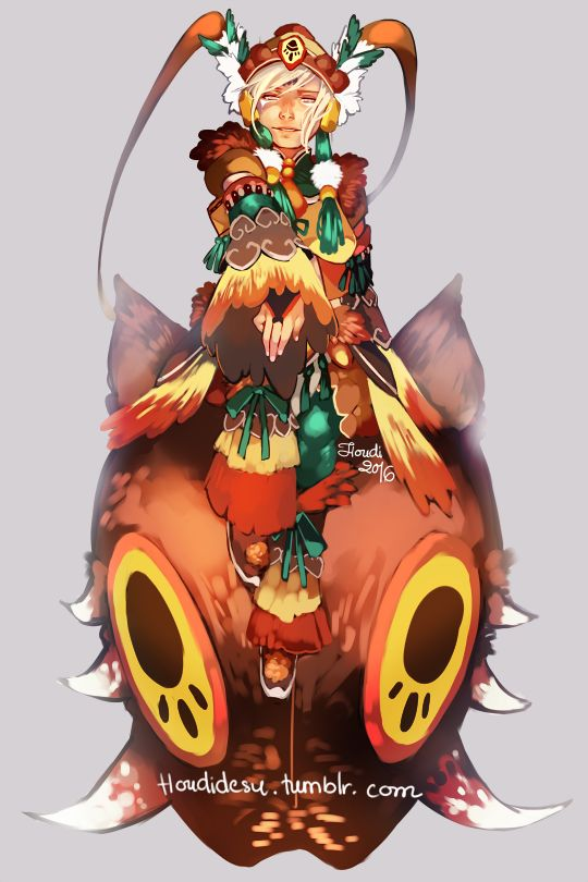 Monster Hunter Things : Kecha Wacha