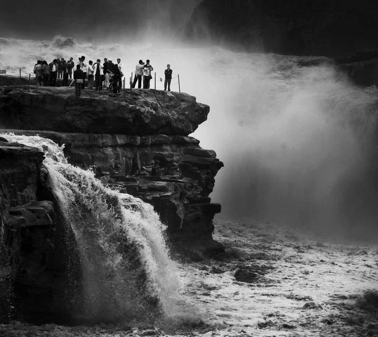 Salgado - Yellow River , China