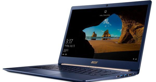 Acer Swift 5 Notebook My First Impressions Acer Swift Acer Latest Tech Gadgets