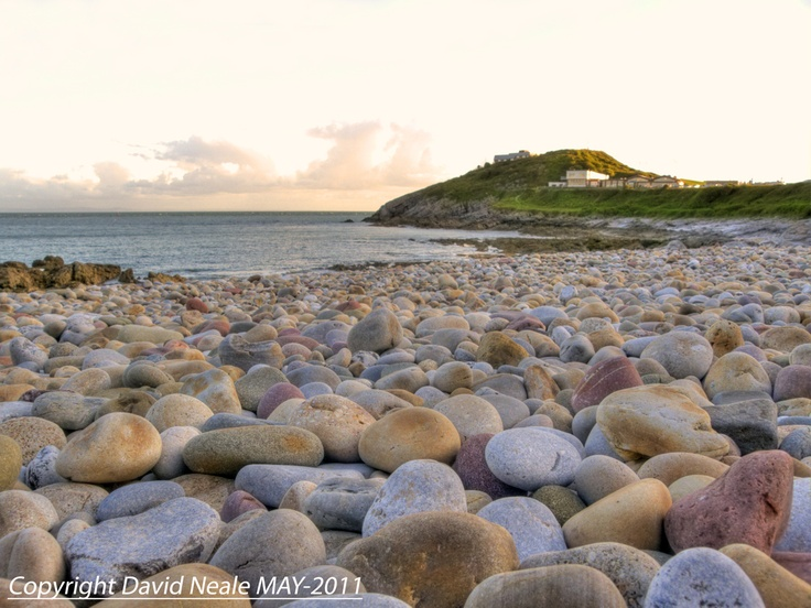 Bracelet Bay, Swansea. Really like the low camera angle of this shot.