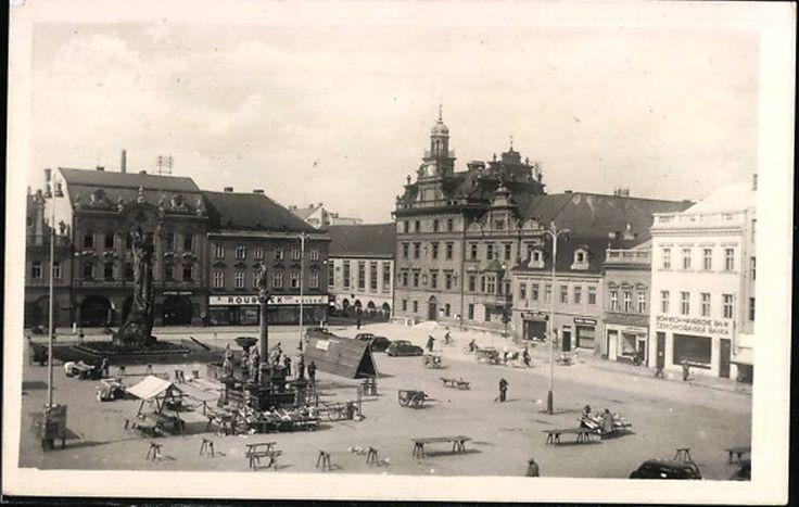 náměstí r. 1945