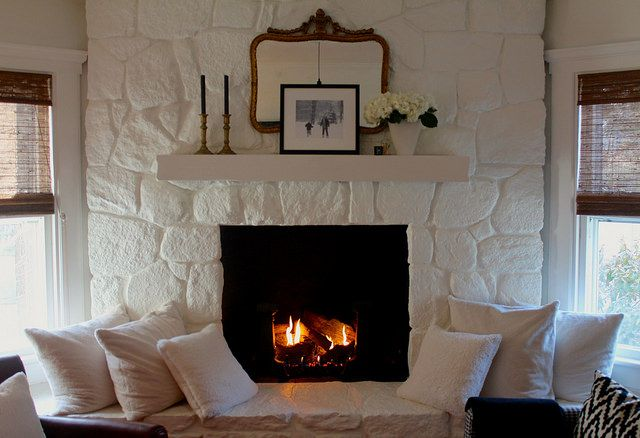 Most-Lovely-Things-White-Painted-Stone-Fireplace