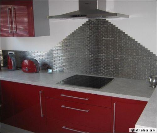22 best crédence cuisine images on Pinterest Artistic tile - joint pour plan de travail cuisine
