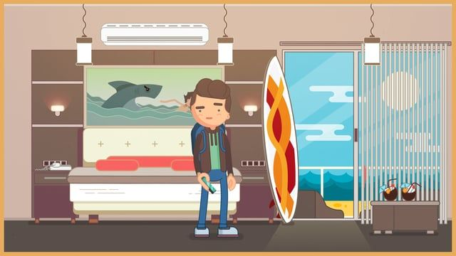 People who contributed  to this project: Idea by Mark Martemianov Art-direction: Tim Constantinov Illustration: Tim Constantinov Character Design: Tim Constantinov Animation: Tim Constantinov Sound Design: Tim Constantinov with some music from audiojungle.net Team management: Tim Constantinov