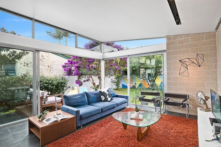 Architecturally Inspired Transformation - 87 Trafalgar Street Annandale at Pilcher Residential