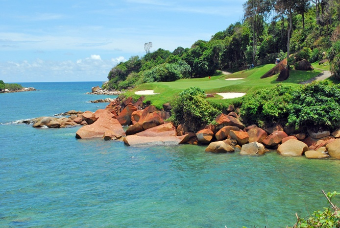 Ria Bintan Golf Club - Indonésie