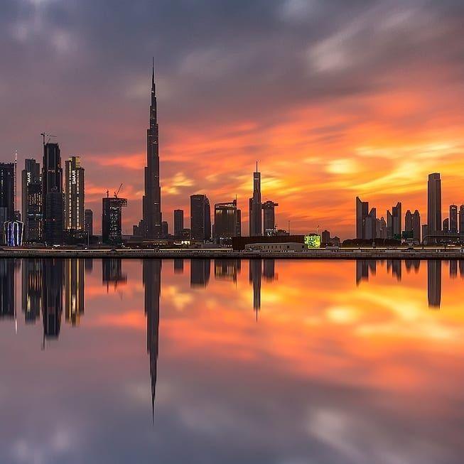 Dubai Skyline Landscapephotography Landscape Captures Land Landscape Photography Skyline Cityscape