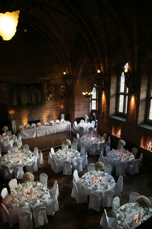 Peckforton Castle Weddings By Manchester And Cheshire Wedding Photographer Matt Priestley