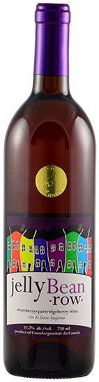 Jelly Bean Row wine